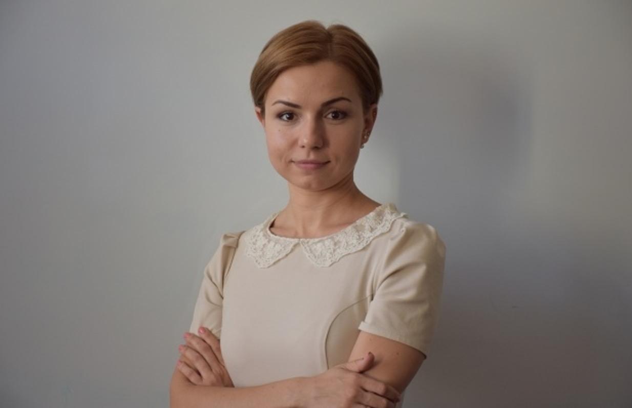 Красносельская Анастасия Олеговна (Красносельська Анастасія ...