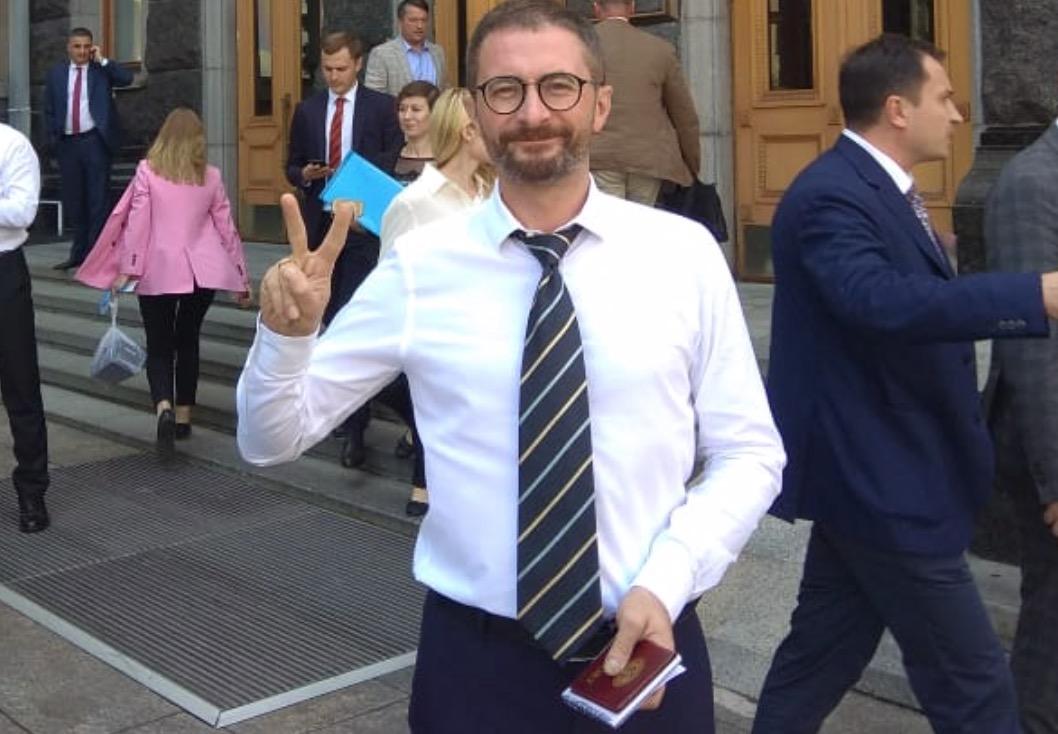 Швец Сергей Федорович (Швець Сергій) - биография. Депутат. Слуга ...