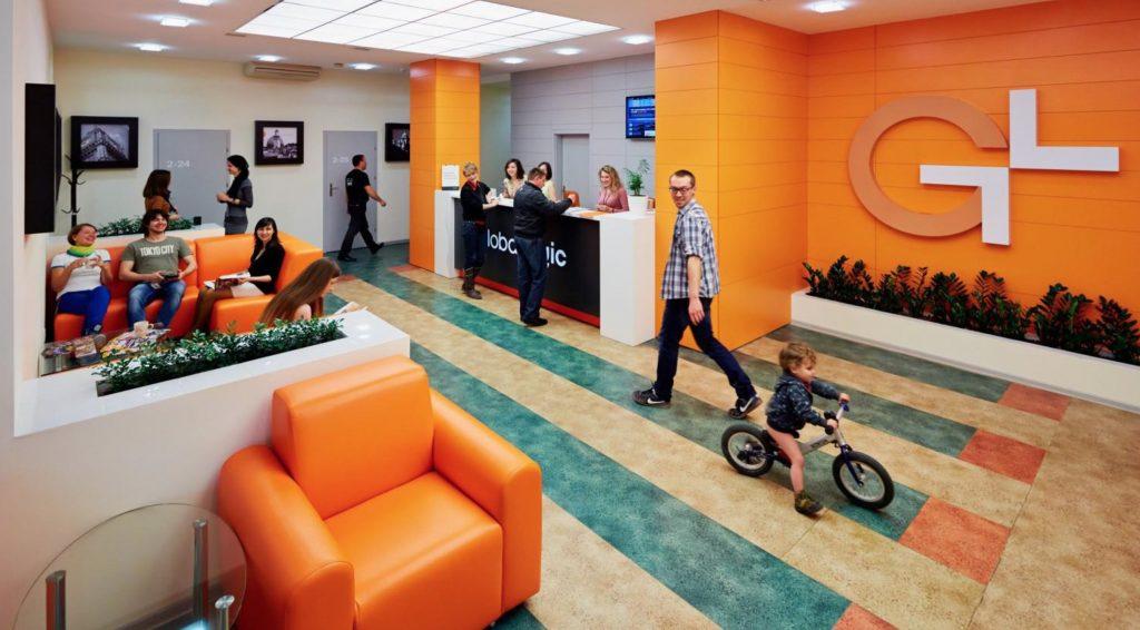 офіс GlobalLogic Київ