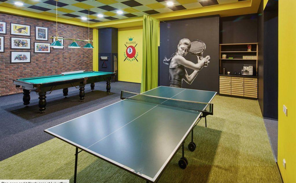 Офіс GlobalLogic Україна
