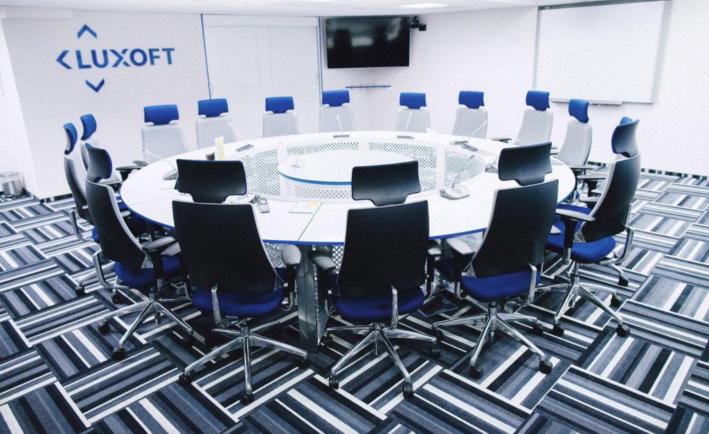 офіс Luxoft ukraine