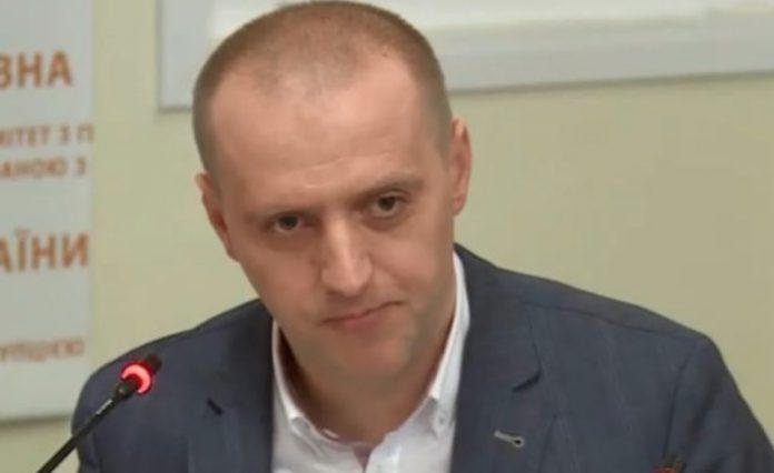 Нескоромный Дмитрий Анатольевич (Нескоромний Дмитро) - биография. СБУ. Википедия