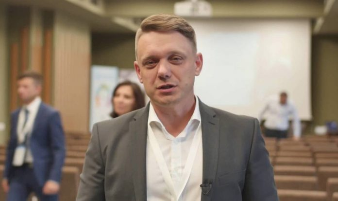Мецгер Евгений Владимирович (Мецгер Євген) - биография. «Укргазбанк»