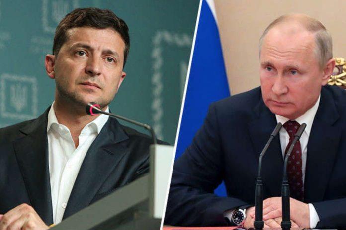 Зеленский встретится с Путиным по время заседания «нормандской четверки»