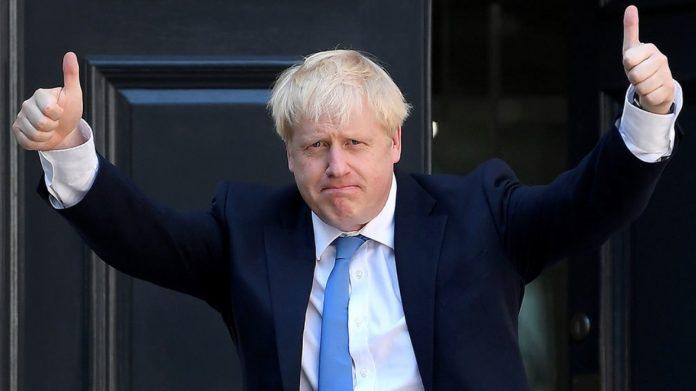 Борис Джонсон запретил своим министрам ехать на World Economic Forum