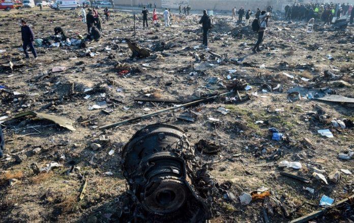 Иран признался в том, что случайно сбил украинский самолет
