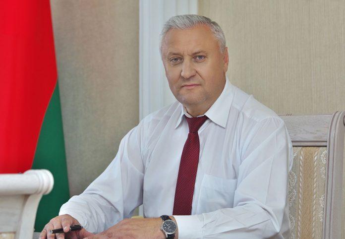 Дворник Владимир Андреевич - биография. Семья. Вице-премьер. Беларусь