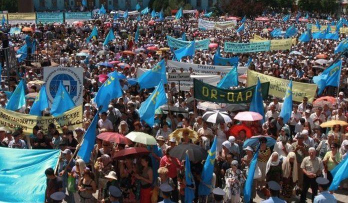 Если Украина откажется от нас, мы провозгласим свободный Крым - замглавы Меджлиса