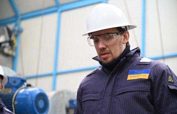 Алексей Гончарук совершил визит в Полтавскую область