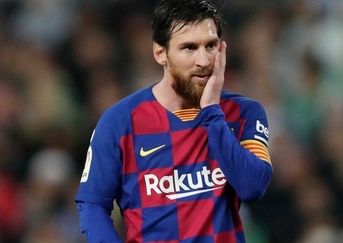 Испанская LaLiga приостановлена на неопределенный срок
