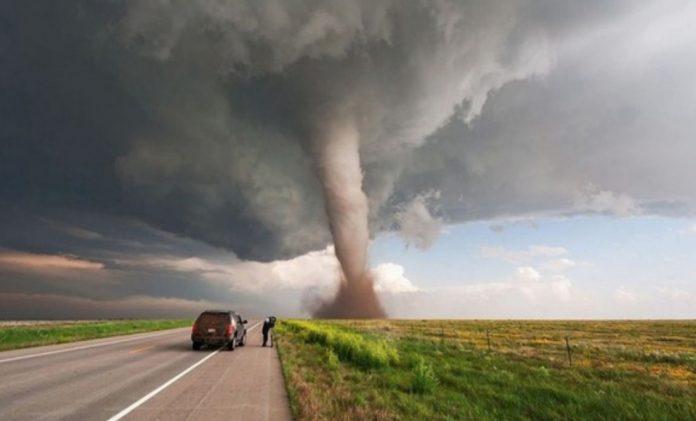 В США бушуют торнадо
