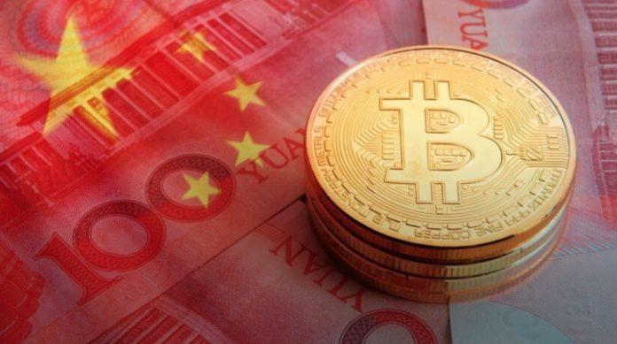 Китай может стать катализатором для роста BTC