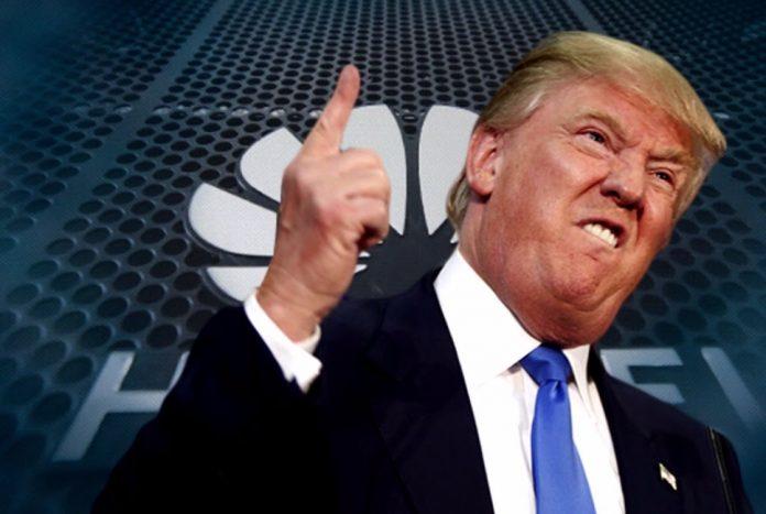 Решение Трампа повлияло на цену BTC